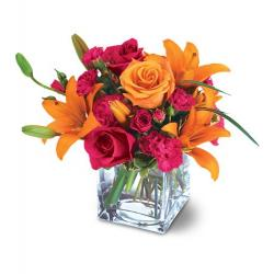 Teleflora's Uniquely Chic Bouquet