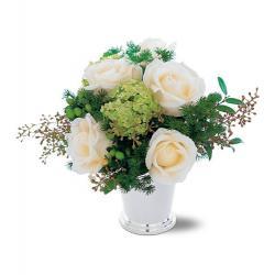 Silver Mint Julep Bouquet