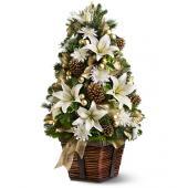 Luxurious Lily Tree