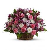 Garden Basket Blooms